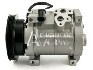 a c ac compressor fits 2003 2009 chrysler pt cruiser 2. Black Bedroom Furniture Sets. Home Design Ideas