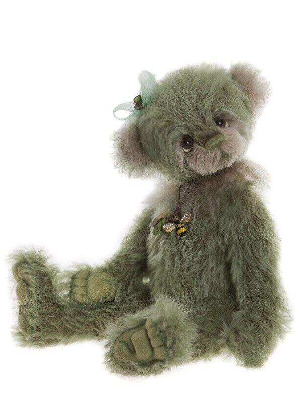 Kleeblatt Limitierte Auflage Teddybär - Isabelle von charlie bears - SJ5948C