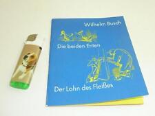 """Märchenbuch Wilhelm Busch""""die beiden Enten""""Josef Müller Verlag  1973""""1521"""""""