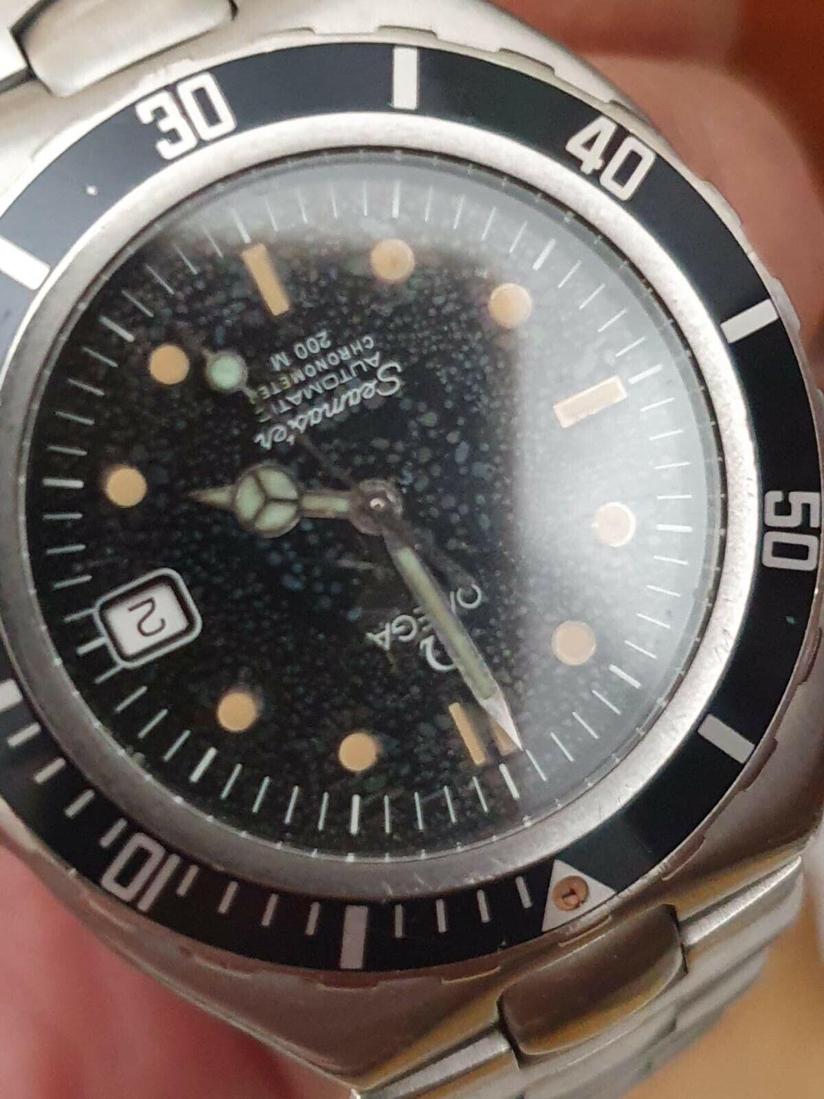 Omega seamaster Annunci Milano Kijiji: Annunci di eBay