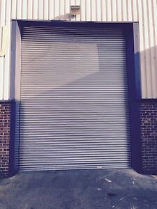 Image Is Loading Made To Measure Electric Roller Shutter Door Up