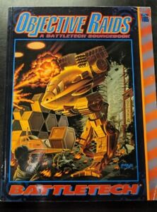 1x-Objective-Raids-Sourcebook-Used-Good-Battletech-RPG
