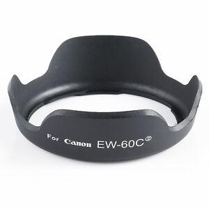 EW-60C-II-Camera-Lens-Hood-For-Canon-650D-550D-600D-EF-S-18-55mm