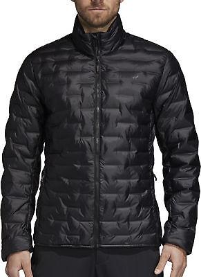 Espressive Adidas Terrex Luce Da Uomo Down Jacket-nero-mostra Il Titolo Originale Prezzo Pazzesco
