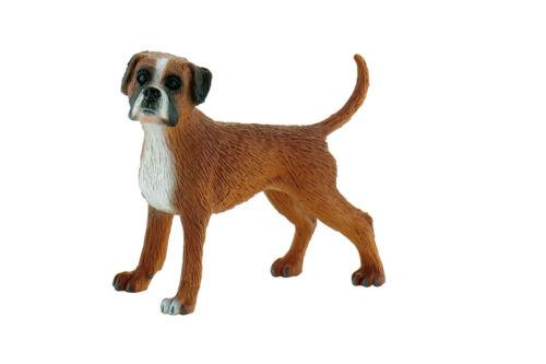BULLYLAND 65450 Deutscher Boxer Maggie 7 cm cani e gatti