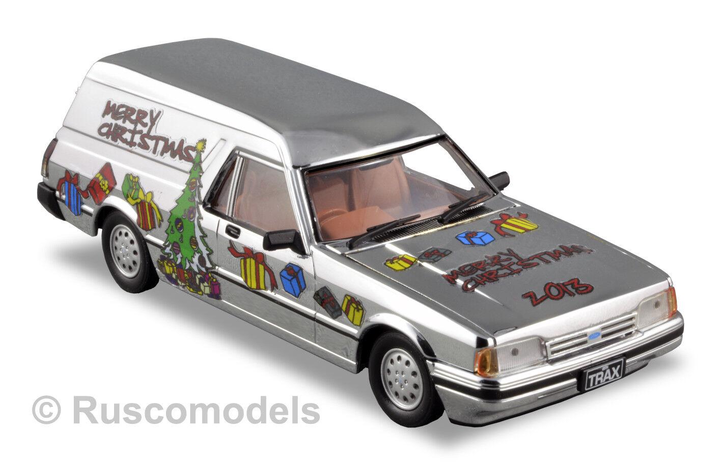 1   43 trax gemeinschaftsrahmen tr76 1984 xf falcon lieferwagen, chrom, 1 300, weihnachten