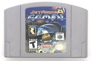 Jet-Force-Gemini-Nintendo-64-N64-Authentic-Game-Cart-Cleaned-amp-Tested