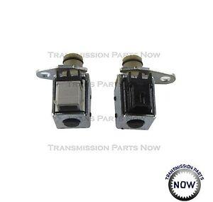 4l80e transmission shift solenoid a b kit set chevy gm gmc 1 2 2 3 rh ebay com