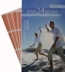 TRIM-24-7-30-slimming-DIET-pink-PATCH-weight-LOSS-new