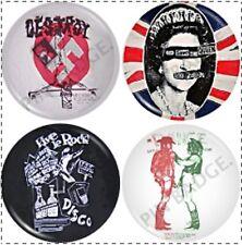 Sex Pistols Seditionaries Badges Vivienne Westwood NEW