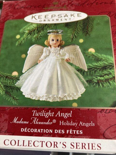 Hallmark Keepsake Christmas Ornament Twilight Angel Madame Alexander 2000
