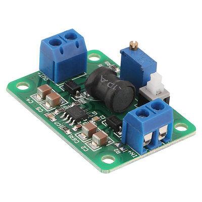 DC-DC Adjustable Step Down LM2596 Power Module 4.75-24V to 0.93-18V UL