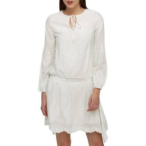 tommy hilfiger dress white