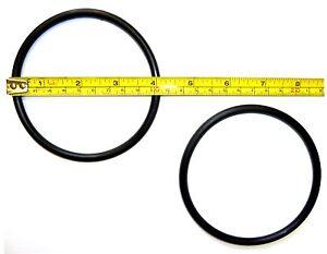 2x Rubber Motor Drive Belt BQ Fits Lots of Machines Singer Jones Toyota Blb59