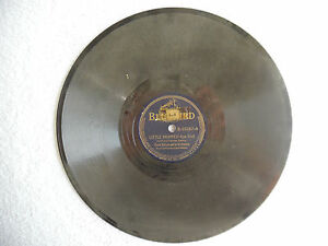 78rpm-10-034-Record-Bluebird-Little-Skipper-Fox-Trot-Ozzie-Nelson-10187-198-3Y