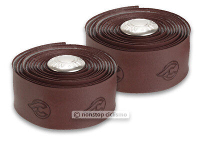 Cinelli VEGAN Eco-Leather Microfiber C-RIBBON Handlebar Tape BLACK