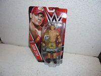 Wwe John Cena Sealed Mattel Action Figure 2015 Rare Chase With Title Belt