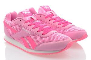chaussures-neuves-REEBOK-cljog-2RS-2-K-Baskets-de-sport-femme-original