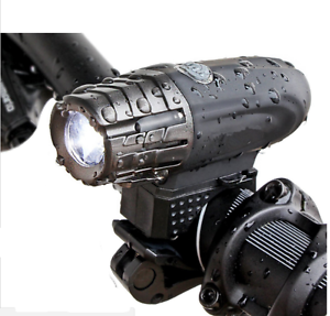 Bicycle Front Light USB Rechargeable 360° Rotation Bike Headlight Cycling Head