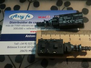 PWL-2P2T-4PINS-Switch-Button-Power-6A-125-250Vac-Interruptor-Pulsador-TONELUCK