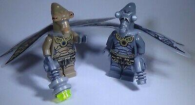 Lego Geonosian Warrior 9491 with Wings Cannon Star Wars Clone Wars Minifigure