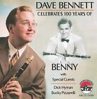 Celebrates 100 Years of Benny by Dave Bennett (Clarinet) (CD, Mar-2009, Arbors)