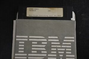 IBM-SPACE-GAMES-Software-5-25-Media