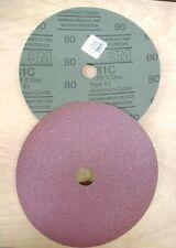 """10-Pk 3M 89628 Fibre Disc 787C 5/"""" X 7//8/"""" 36+"""