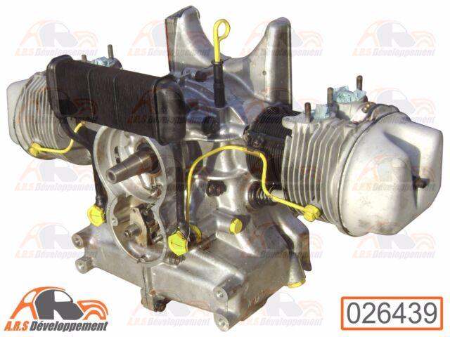 MOTEUR révisé (ENGINE) pour Citroen 2CV DYANE 425cc 12cv  -26439-