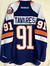 Reebok Premier NHL Jersey New York Islanders John Tavares Blue Alt sz L