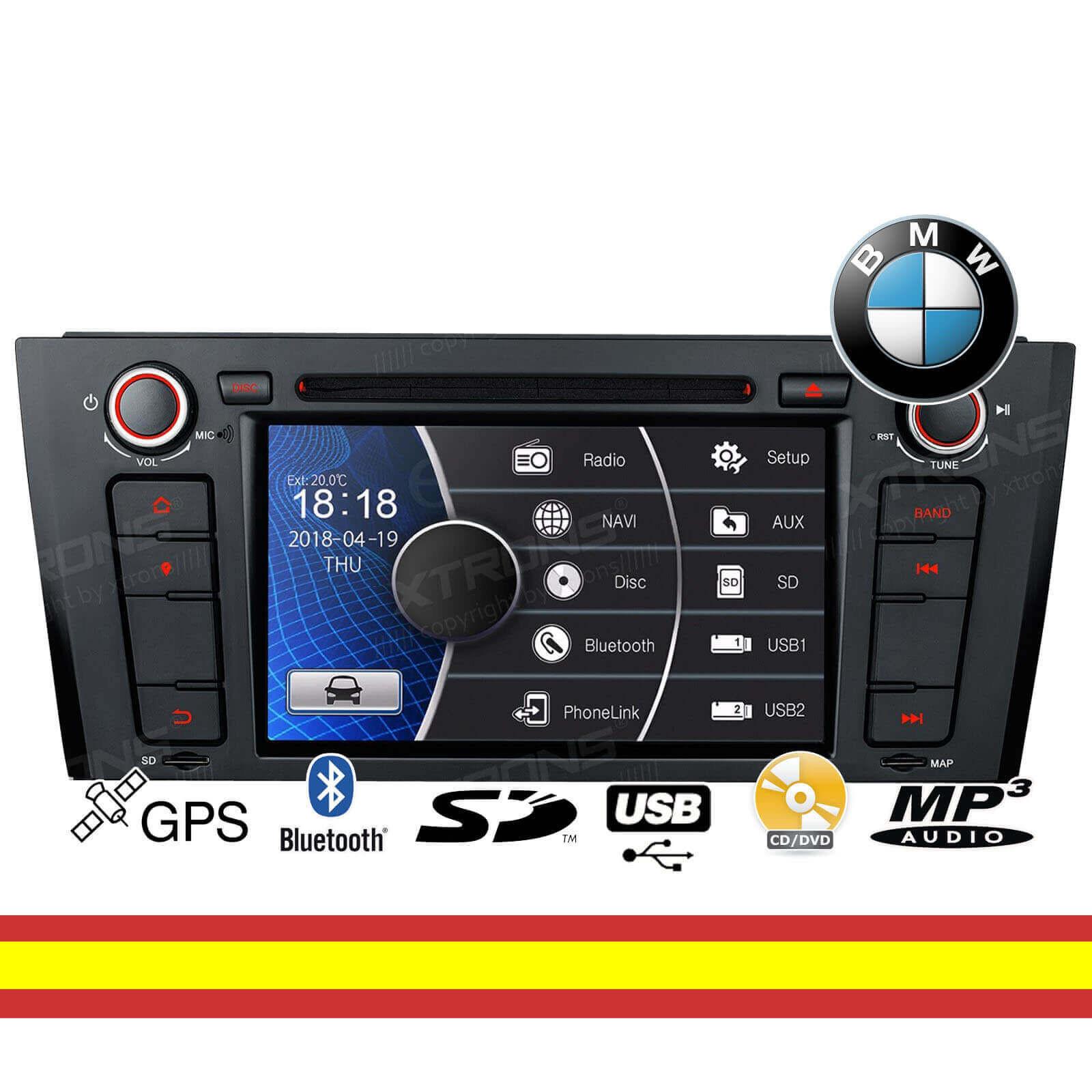 s l1600 - Radio CD DVD para BMW E81 E82 E88 Car Audio GPS Multimedia Bluetooth Mirroring