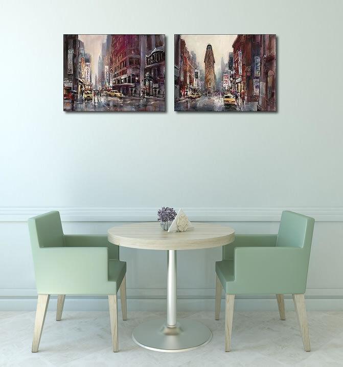 Brent Heighton  Manhattan Pioggia Barella-Immagine Barella-Immagine Barella-Immagine Schermo New York Pioggia 81fce8