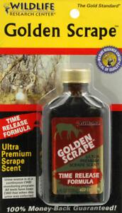 Wildlife Research Center 242-4 Golden Scrape Premium Deer Scent 4oz