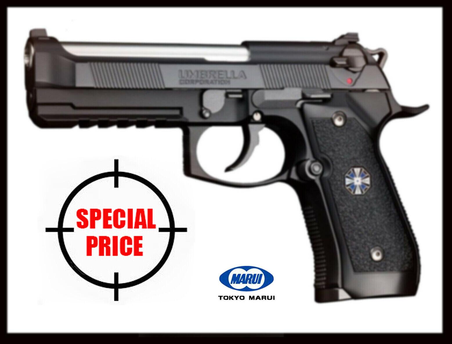 AIR SOFT GUN Biohazard Albert W Model 01 Toy Hand Gun Tactical 18years JP F S