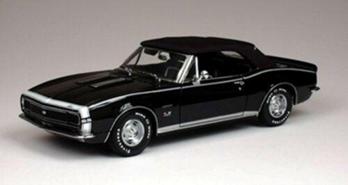 triple black 1967 Camaro RS//SS 396 convertible