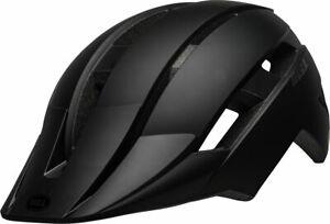 Bell-Sidetrack-II-Child-Kinder-Fahrrad-Helm-Gr-48-55cm-schwarz-2020