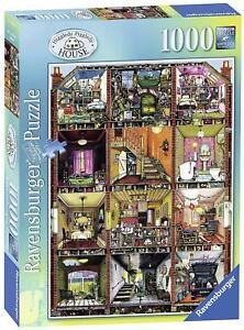 Jigsaw-Puzzle-HIGGLEDY-PIGGLEDY-HOUSE-Ravensburger-Family-Kids-Popular-Gift