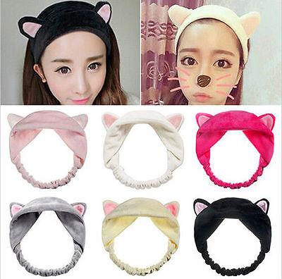 New Girls Womens Hair Hot Head Band Headband Cute Cat Ears Gift Headdress Party