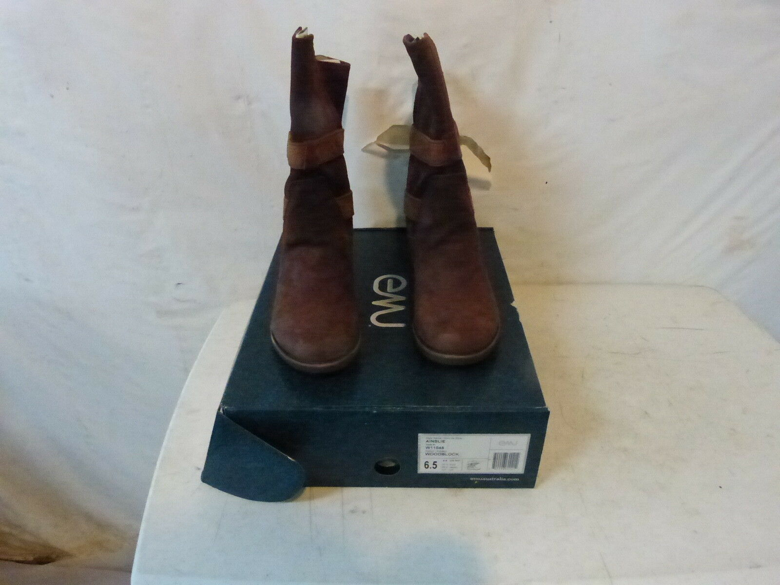 EMU Ainslie Boot Women's 6.5 Woodblock Retail  219