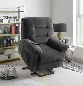 Coaster Furniture 601015 Power Lift Recliner with Remote Control Alberta Preview