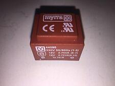Transformateur 10VA 6V Myrra 44265