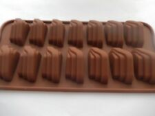 14 hole Silicone Chocolate Bar Shape Mould Jelly Ice Candy Chocolate Cake Icing