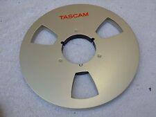1 x Used Tascam Branded 10.5in 1/2in Tape Reel To Reel Take Up Reel