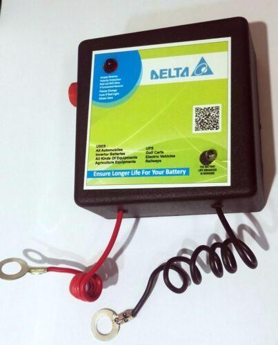 12V Battery Life enhancer I saver I Desulfator I Rejuvenator battery life