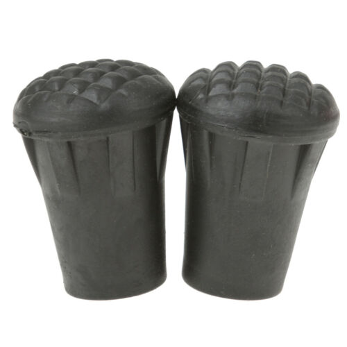 4 Pieces Rubber Tips for Trekking Pole