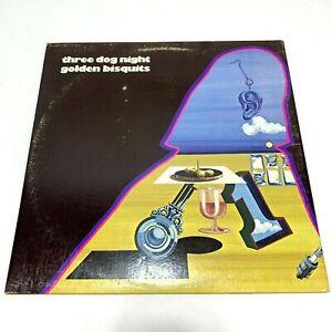 Three Dog Night Golden Bisquits 1971 LP Vinyl Record Album ABC Dunhill