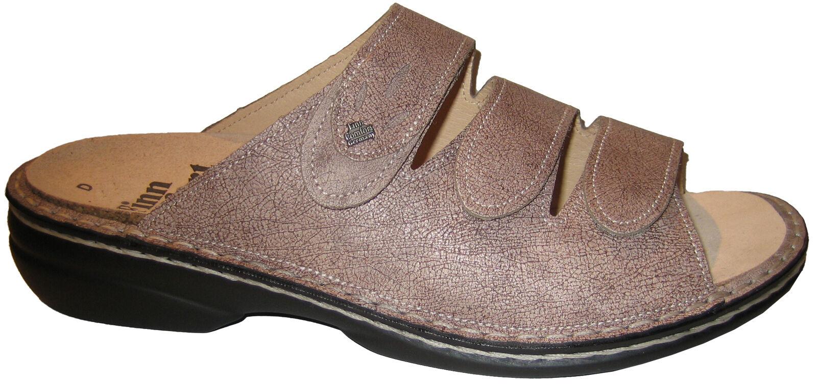 Finn Comfort  Kos Rock/Sartor Damenpantolette Größe 41