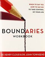 Boundaries Workbook: When To Say Yes When To Say No To Take Control Of Your Life on Sale