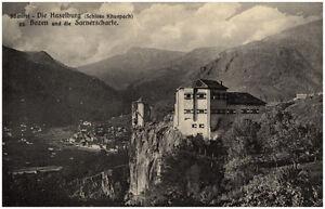 BOZEN-Bolzano-Suedtirol-1910-20-Dolomiten-Dolomiti-Italien-Haselburg-S-Scharte
