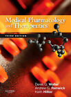 Medical Pharmacology and Therapeutics by Keith Hillier, Derek G. Waller, Andrew G. Renwick (Paperback, 2009)